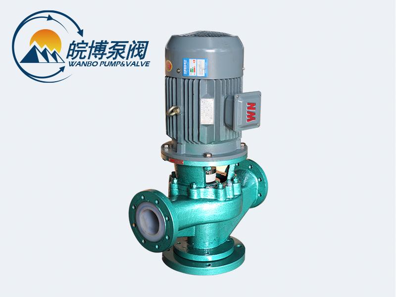 GDF系列亚博yabo体育下载立式管道泵